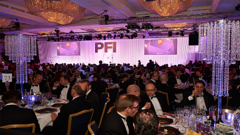 The Project Finance International (PFI) Annual Awards Dinner is a highlight in the industry's calendar